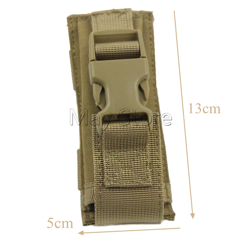 Tactical Belt Magazine Pouch Hunting Backpack Waist Small Pouch