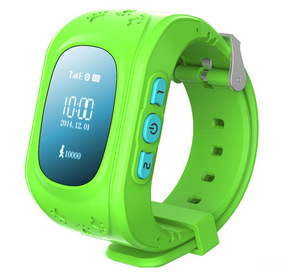 Image 2 - Q50 Smartwatch ילדים GPS שעון חכם ילדי תינוק טלפון שעונים SOS Tracker Antil איבד Finder מיקום Locator 2G SIM PK Q90 Q02