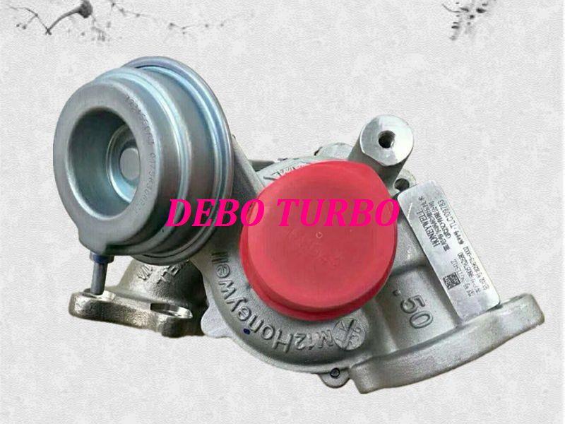 NEW GENUINE NGT1341Z GARRETT 849966-0002 Turbo Turbocharger para PEUGEOT 308 408 Citroen C4 EP2 1.2THP 100KW