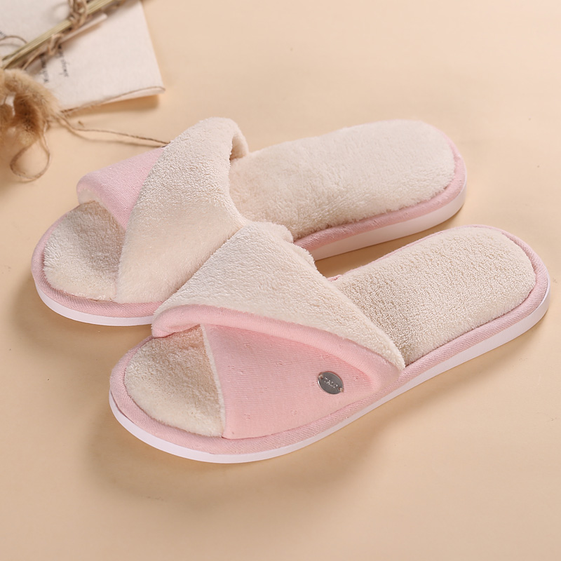 Winter Women Home Slipper Shoes,High Quality Fur Warm Indoor Pantufa Slippers For Women Peep Toe Short Plush Slipper Girl high quality plush slipper expression men and women slippers winter house shoes one size oct20