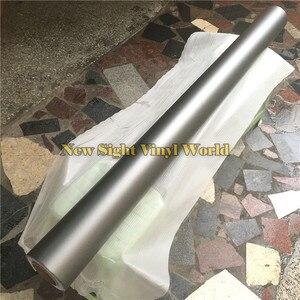 Image 5 - High Quality Matt Grey Vinyl Film Roll Car Wrap Gunmetal Grey Matte Vinyl Wrap Bubble Free For Car Styling Size: 1.52*30m/Roll