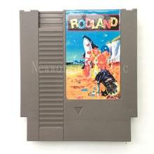 Rodland Video Spiel Patrone Karte Für 72 Pin 8 Bit Spiel-Player