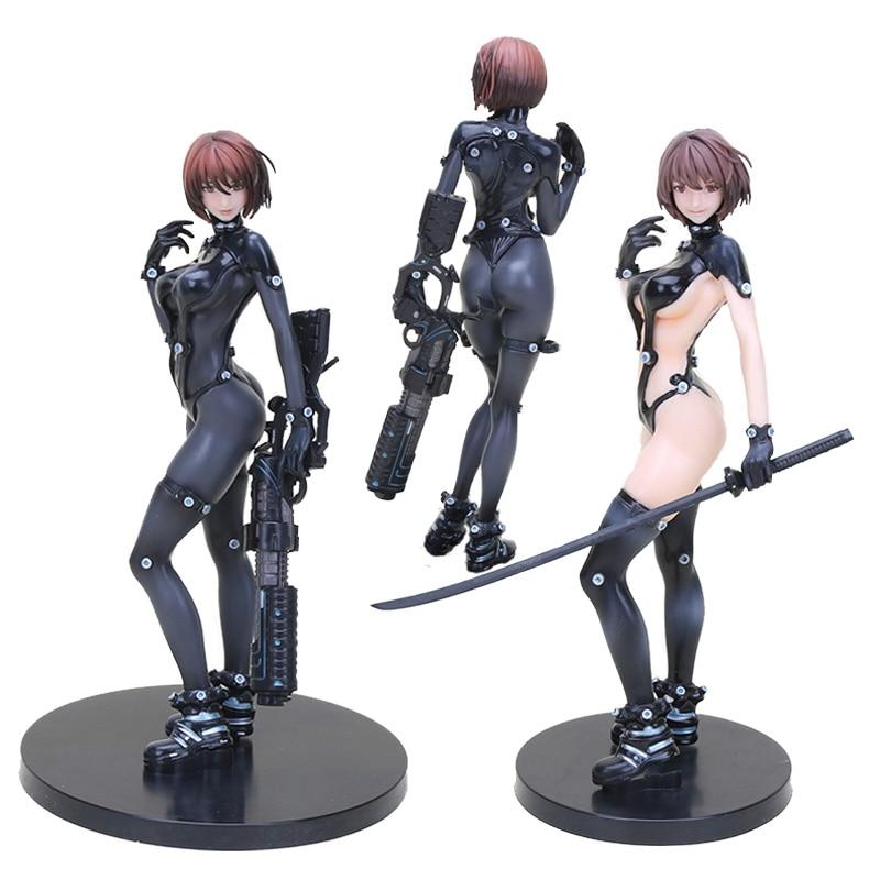 Gantz Figure 23cm Statue Toy No Box O Anzu Yamasaki Sword ver