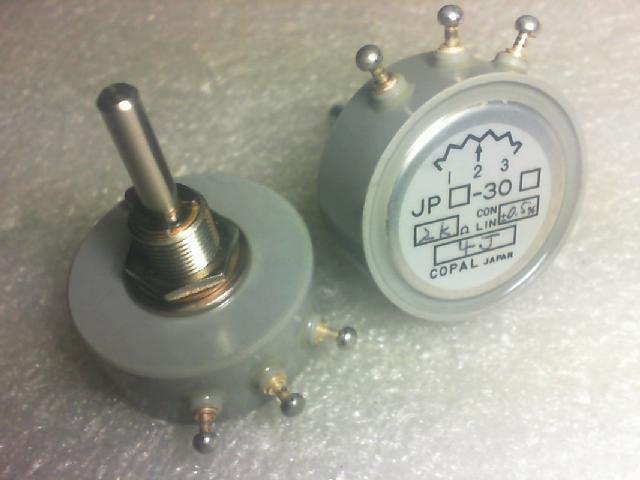Original COPAL JP 30 2K 4mm x 25mm