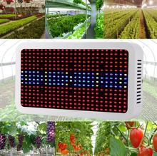 400W 600W 800W 1000W 1200W 1600W LED Grow Light Full Spectrum Red/Blue/White/UV/IR For Indoor Plant and Flower free shipping