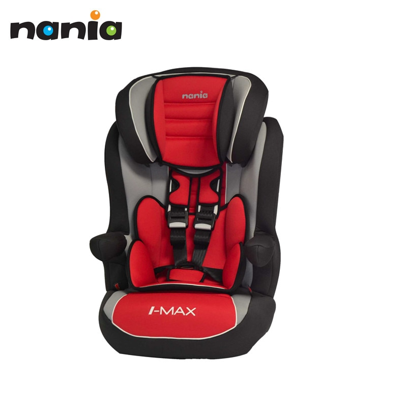 Child Car Safety Seats Nania Imax SP LX group1/2/3 Kidstravel car safety reflective sticker pvc warning 3m tape 1pc