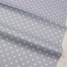 161029Y86 , 50cm*150cm star cartoon DIY handmade cotton cloth fabric , The baby cotton bedding , The tablecloth accessories(China)