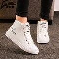 2016 Mujeres Botas de Invierno Botines Calientes de Lujo de LA PU de cuero Botas de Mujer Zapatos de Invierno de Piel de Nieve de Las Mujeres Patea Los Zapatos A Prueba de agua