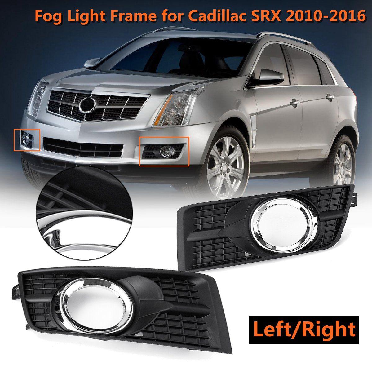 For 2007-2010 FORD EDGE FRONT BUMPER FOG LIGHT COVER BEZEL W//FOG LAMP HOLE LH