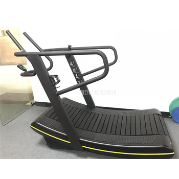 M-A9025 No-power Mechanical Curve Surface Walking Running Treadmill 1-8 Gear Resistance GYM Home Trainer Fitness Equipment tapis de course mecanique