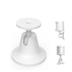 Image 2 - Original Aqara Human Body Sensor Holder Stand 360 Degree Free Rotation Motion Sensor Base ONLY for Mijia Body Aqara body sensor