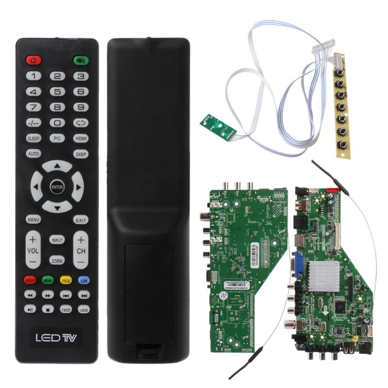 Smart Network MSD338STV5.0 Bordo Motorista TV Universal LEVOU Placa Controladora Do LCD Sem Fio Android Wi-fi ATV