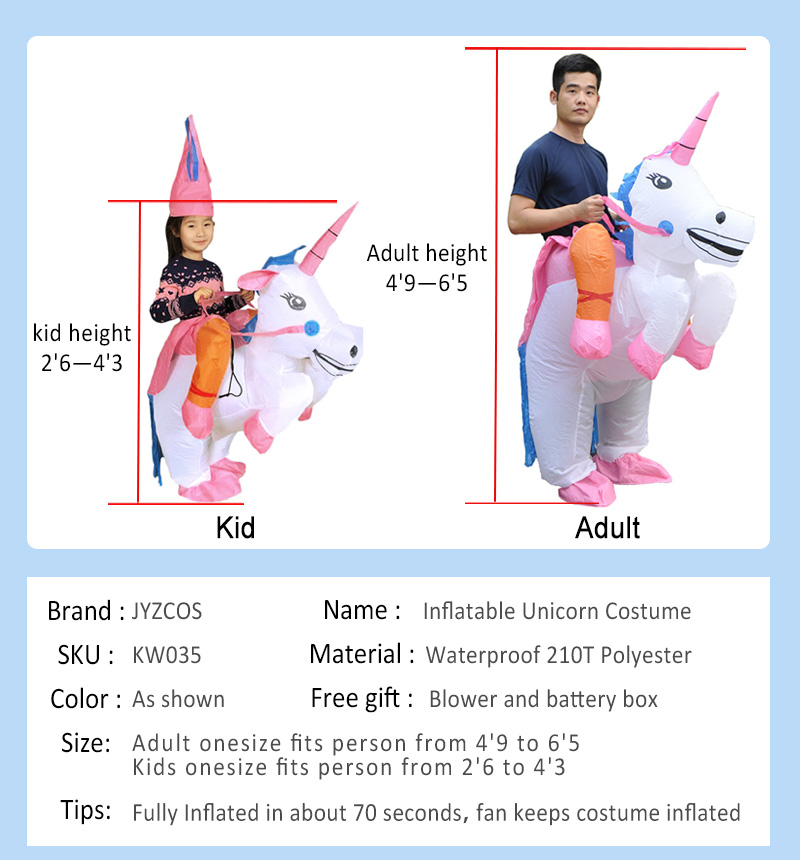 unicorn inflatable costume_01