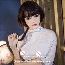 Новый 158 см японский секс куклы реалистичные влагалище реального киска анальный любовь куклы жизнь Размеры взрослых сексуальная игрушка