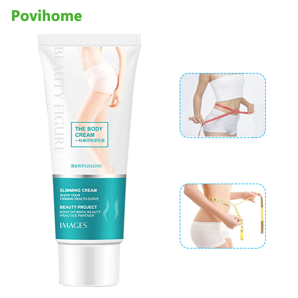 1pcs Professional Slim Cream Body Weight Loss Cellulite Fat Burner Anti Cellulite Ointment Leg Waist Effective P1041(China)