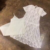 Милое Платье Новые модные женские туфли 2019 летнее платье высокого качества Элитный бренд Европейский дизайн вечерние стильное платье