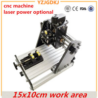 Wood Router Laser CNC 1510 GRBL Control Diy High Power Laser Engraving CNC Machine 3 Axis