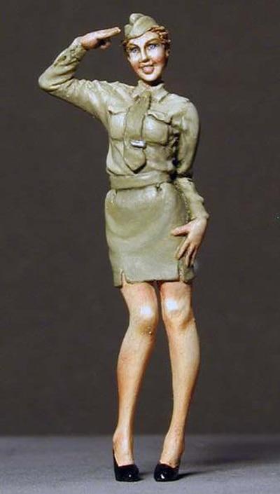 1:35   World War II German Clerical Women Soldiers 3