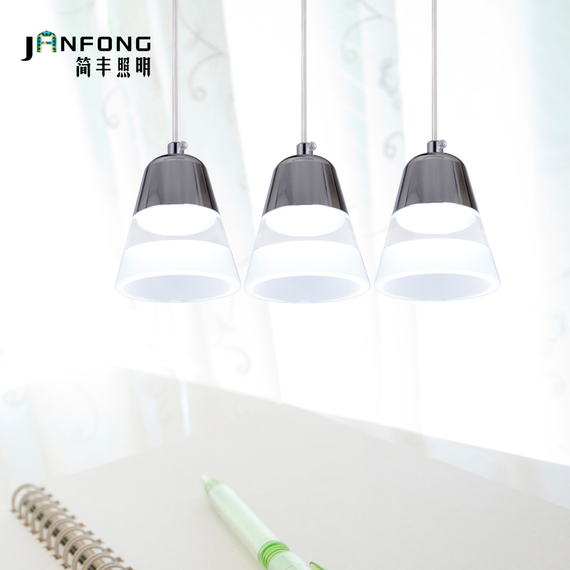 Led pendant light brief modern personalized american bar counter pendant lampLed pendant light brief modern personalized american bar counter pendant lamp