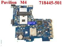 Original 718445-001 laptop motherboard 718445-501 for HP Pavilion M4 90Days Warranty 100% tested