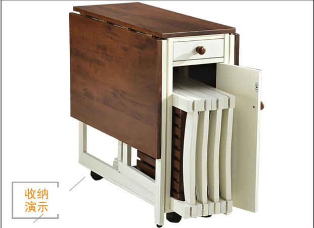 Stretch table. Fold the dining table and chairs. силиконовые пленки крышки stretch and fresh