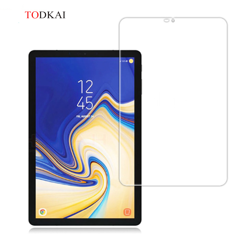 цена Tempered Glass For Samsung Galaxy Tab S4 10.5 SM-T830 T830 T835 Tablet Protective Film for Samsung Galaxy Tab S4 10.5 inch