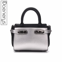 Daenerys 2018 Winter New Women Leather Small Shoulder Bag Brand Female Leisure Crossbody Candy Handbag For Lady Top-handle Bags