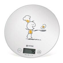 Кухонные весы VITEK VT-8018(W)