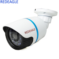720P 960P TVI Bullet Security Camera With 24pcs IR LED 2MP 3 6mm HD Lens Indoor