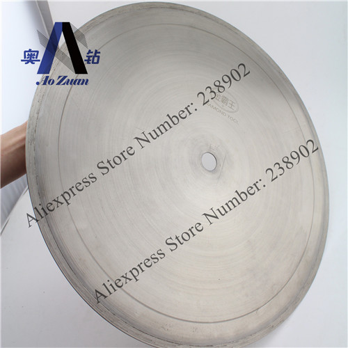 18 450mm Electroplated Continues Rim Diamond Lapidary Saw Blade/ Cutting Disc For Hard Stone Glass, Jade, Agate, Opal etc18 450mm Electroplated Continues Rim Diamond Lapidary Saw Blade/ Cutting Disc For Hard Stone Glass, Jade, Agate, Opal etc