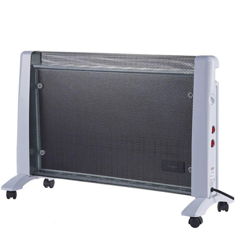 Radiateurs électriques infrarouge en cristal de carbone étanche salle de bain en heate à économie d'énergie - 2