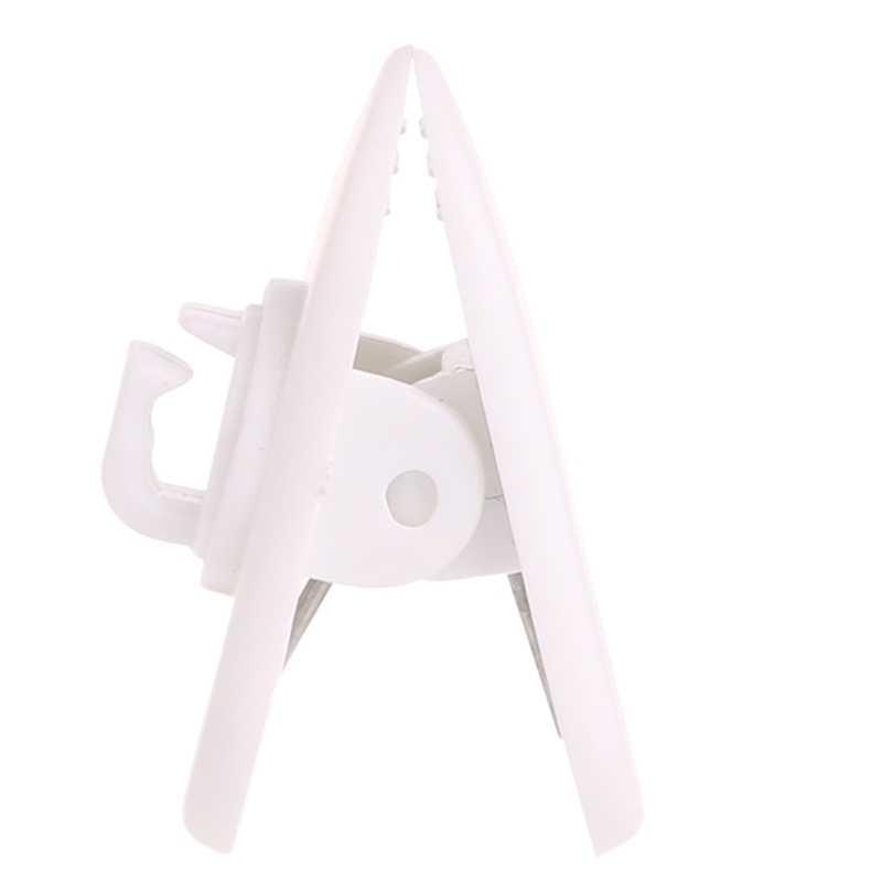 10Pcs/Set Cable Cord Clip Earphone Clamp
