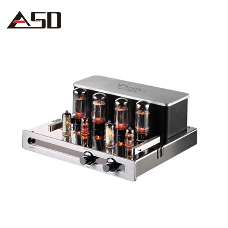YAQIN MC 5881A Hifi Tube Amplifier Audio Stereo Vacuum Tube Amplifier Home Tube Preamp Preamplifier Tube