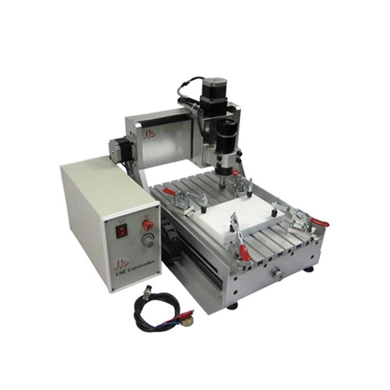 CNC Router 3020 500 W grabado fresadora de perforación y