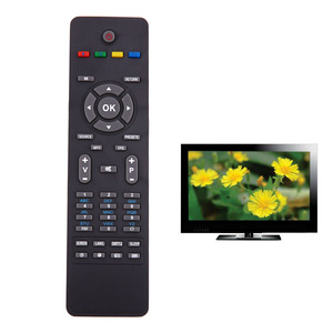 Image 2 - Universal TV Remote Control Replacement for Hitachi RC 1825 TVs Lcd Wireless Control Remote Black