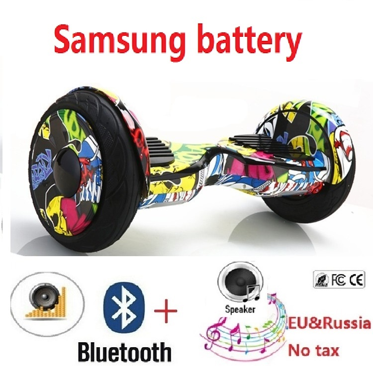 10 Electric self balancing scooter Samsung battery hoverboard sakeboard adult elecric scooter giroskuter hover board oxboard self balancing scooter electric skateboard hoverboard 10 inch electric skate board haveboards scooter handle scooter overboard