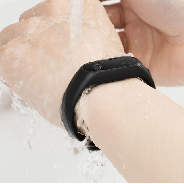 New 2017 Original Xiaomi Mi Band 2 MiBand 2 1S 1A Smart Heart Rate Fitness Wristband Bracelet Tracker OLED Display Mi band 2