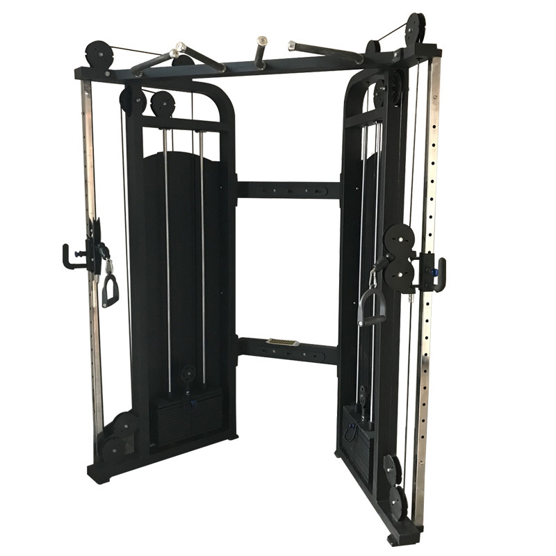 Commercial Large Gantry Training Frame Integrated Fitness Equipment Multi-functional Strength Training Device Gym Equipment New