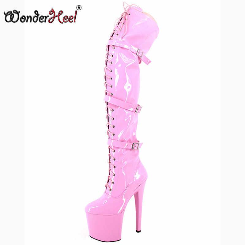 05d553aabdb Detail Feedback Questions about Wonderheel Extreme high heel 20cm ...