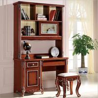 Письменный стол ретро домашнего офиса p10235