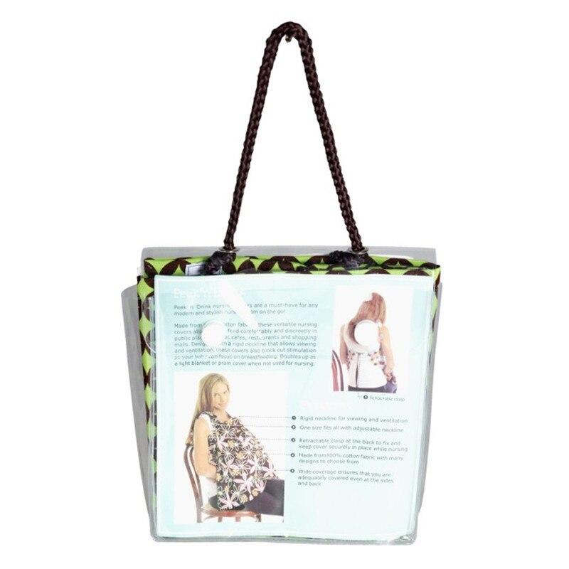 Уход за кожей ребенка для кормящих женщин мама медсестры носить с пакетом и подушечками хлопок груди-Накидки для кормления