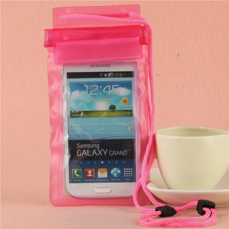 Waterproof Phone Case On  Water...
