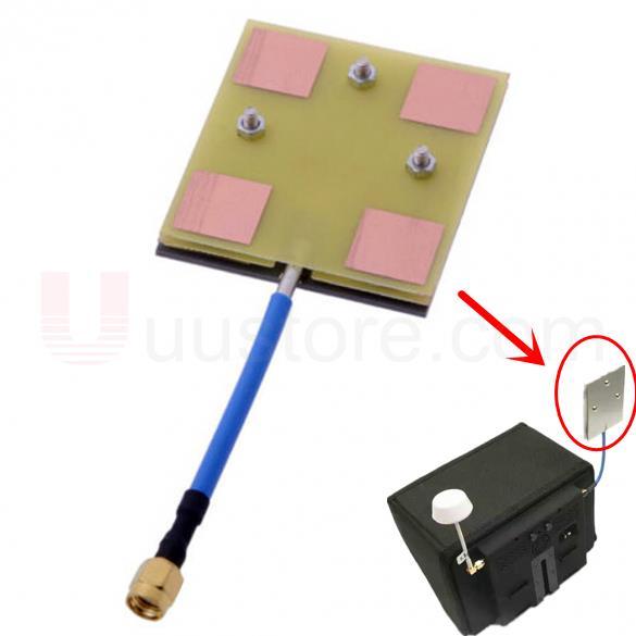 5 8G 14dBi High Gain Panel Antenna RC FPV Antenna for DJI Phantom Transmitter RC832 RC805