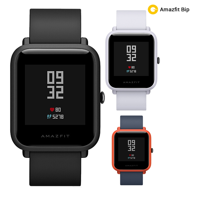 【Top Sellers】Xiaomi Huami Amazfit Bip GPS Smart Sport Watch---International Version