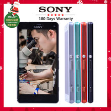 """4.6"""" IPS ORIGINAL Display Touch Screen For SONY Xperia Z3 Compact Display D5803 LCD Digitizer with Frame Replace Z3 Mini D5833"""