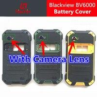 Blackview BV6000 Battery Cover Loud Speaker 100 Original Official Back Case Replacement Accessory For Blackview BV6000