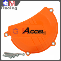 Motorcycle Plastic Clutch Guard Cover Protector For KTM 450SXF 450XCF 450EXC 450XCW 500EXC 500XCW SXF XCF EXC XCW 450 500