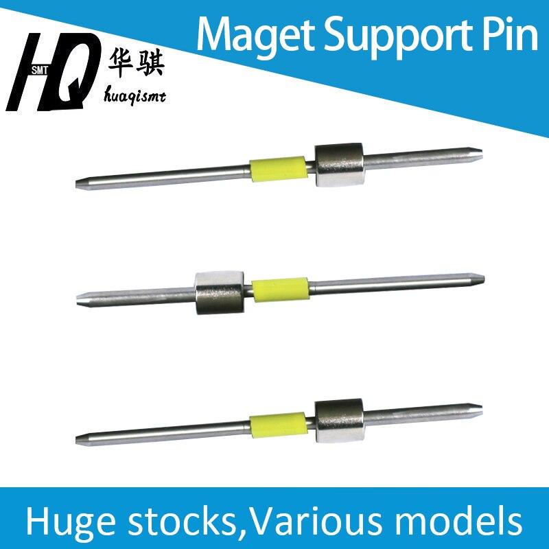 עבור לבחור תמיכת Maget פין אסי עבור CM402 602 Panasonic לבחור מכונת מקום עמוד מגנטי; SMT וחלקי חילוף N610133066AA N610087389AA (2)