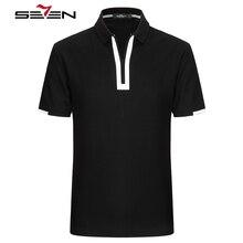 Seven7 Brand 2017 New Casual Fashion Polo Shirts Men Polo Famous Brand Shirt Joker Casual Men Polo Shirts Fashion Polo 112T58410