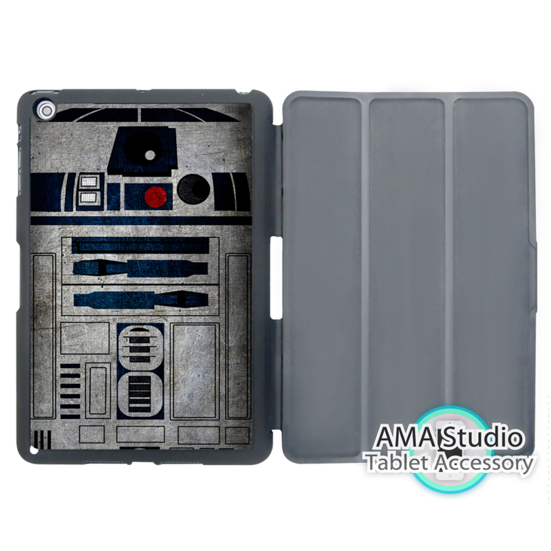 Star Wars R2D2 Robot Stand Folio Cover Case For Apple iPad Mini 1 2 3 4 Air Pro 9.7 10.5 12.9 2016 2017 a1822 New thermostat housing assembly yu3z8a586aa 902204 yu3z8a586 97jm9k478ae for d explore r 4 0l v6 for d range r